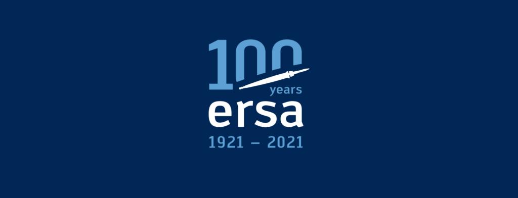 ersa 100 year aniversary